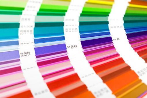 Farbige Folie Meterware